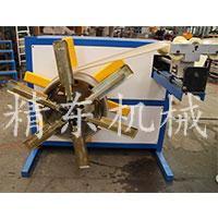 塑料管材 隔离带收卷机 牵引机