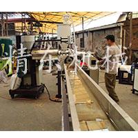 PVC硬胶机 密封条生产设备