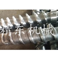 厂家直销 螺杆 炮筒 造粒机螺杆