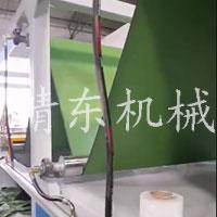 ABS厚板材押出生产线 板材挤出机