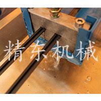 管材型材定型台冷却水槽木塑定型平台