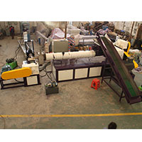 PP塑料造粒机 废旧水泥编织袋造粒机